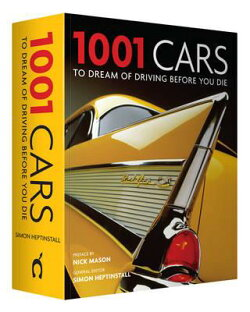 1001 CARS TO DREAM OF DRIVING(P)