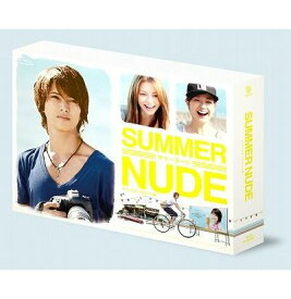 SUMMER NUDE Blu-ray BOX 【Blu-ray】 [ 山下智久 ]