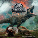 【輸入盤】Jurassic World: Fallen Kingdom (Original Soundtrack)