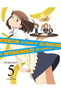 WORKING!!!5(完全生産限定版)(Blu-rayDisc)[WORKING!!]