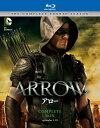 ARROW/アロー <フォース・シーズン> コンプリート・ボックス(4枚組)【Blu-ray】 [ スティーヴン・アメル ]