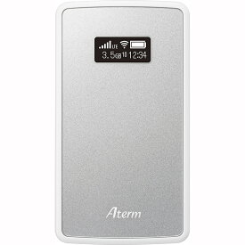【お買い物マラソン期間限定価格】Aterm モバイルルーター MP02LN SW