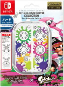 Joy-Con HARD COVER COLLECTION for Nintendo Switch (Splatoon2 Type-A)