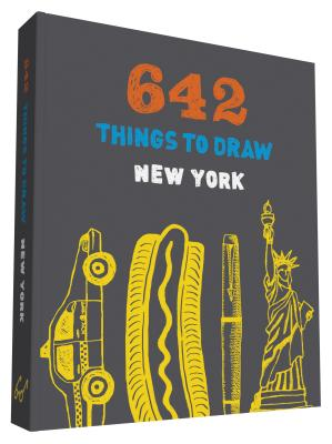 642 Things to Draw: New York (Pocket-Size) 642 THINGS TO DRAW NEW YORK (P [ Chronicle Books ]