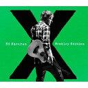 【輸入盤】X: Wembley Edition (+DVD) [ Ed Sheeran (エド・シーラン) ]