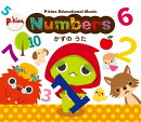 P-kies Educational Series『Numbers』 (CD+BOOK)