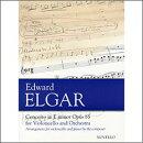 【輸入楽譜】エルガー, Edward: チェロ協奏曲 ホ短調 Op.85/新エルガー全集版