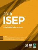 2018 International Solar Energy Provisions