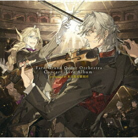 Fate/Grand Order Orchestra Concert -Live Album- performed by 東京都交響楽団 [ (ゲーム・ミュージック) ]