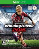 ワールドサッカー ウイニングイレブン 2015 XboxOne版
