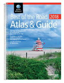 2018 Rand McNally Best of the Road Atlas & Guide: Ratg