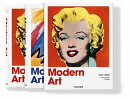 MODERN ART(TASCHEN 25)(2 VOLS)