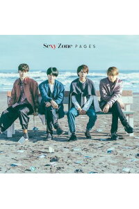 PAGES(通常盤2CD)[SexyZone]