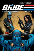 G.I. Joe: A Real American Hero, Vol. 16
