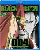 TV BLACK LAGOON Blu-ray 004 PUBLIC ENEMY【Blu-ray】
