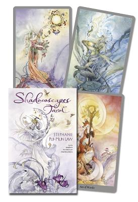 SHADOWSCAPES TAROT(WITH BOOKLET) [ STEPHANIE PUI-MUN LAW ]