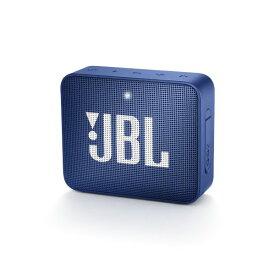 JBL GO2 ブルー JBLGO2BLU ポータブル Bluetoothスピーカー