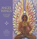 Angel Wings: An Oracle Book of Love, Light & Healing