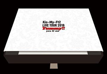 LIVE TOUR 2018 Yummy!! you&me(初回盤)