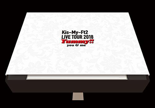 LIVE TOUR 2018 Yummy!! you&me(初回盤) [ Kis-My-Ft2 ]