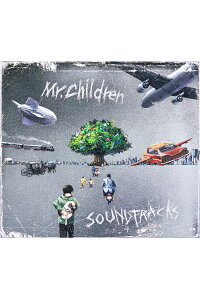 SOUNDTRACKS(初回限定盤ACD+DVD)【LIMITEDBOX】[Mr.Children]
