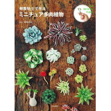 樹脂粘土で作るミニチュア多肉植物
