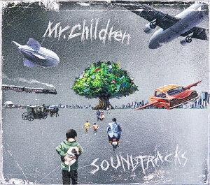 SOUNDTRACKS (初回限定盤B CD+Blu-ray)【LIMITED BOX】 [ Mr.Children ]