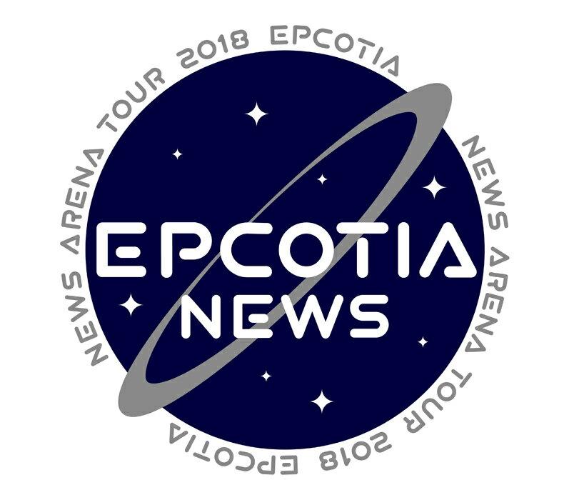 NEWS ARENA TOUR 2018 EPCOTIA(DVD初回盤) [ NEWS ]