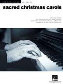 Sacred Christmas Carols: Jazz Piano Solos Series Volume 39