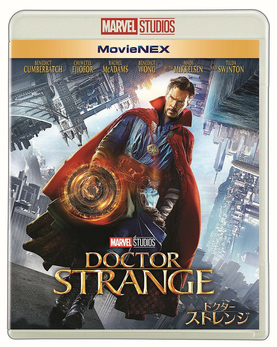 ドクター・ストレンジ MovieNEX ブルーレイ&DVDセット [ ベネディクト・カンバーバッチ ]