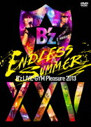 B'z LIVE-GYM Pleasure 2013 ENDLESS SUMMER -XXV BEST- (完全盤 4DVD)