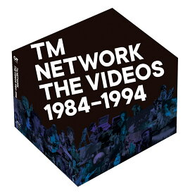 TM NETWORK THE VIDEOS 1984-1994【Blu-ray】 [ TM NETWORK ]