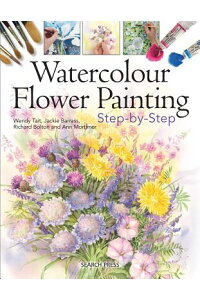 WatercolourFlowerPaintingStep-By-Step[JackieBarrass]