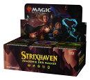 マジック:ザ・ギャザリング ストリクスヘイヴン:魔法学院 ドラフト・ブースター ドイツ語版 【36パック入りBOX】