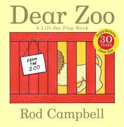 DEAR ZOO:A LIFT-THE-FLAP BOOK(BB)