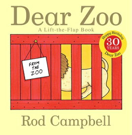 DEAR ZOO:A LIFT-THE-FLAP BOOK(BB) [ ROD CAMPBELL ]