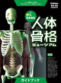 人体骨格ミュージアム 光る1/6骨格模型 (科学と学習PRESENTS) [ 坂井建雄 ]