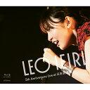 5th Anniversary Live at 日本武道館【Blu-ray】 [ 家入レオ ]