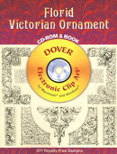 FLORID VICTORIAN ORNAMENT CD-ROM AND BOO