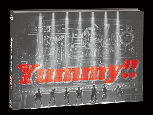 LIVE TOUR 2018 Yummy!! you&me(Blu-ray盤)【Blu-ray】 [ Kis-My-Ft2 ]