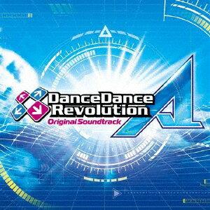 DanceDanceRevolution A Original Soundtrack [ (ゲーム・ミュージック) ]