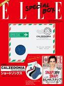 ELLE JAPON (エル・ジャポン) 2017年 05月号×CALZEDONIA(カルツェドニア) ショートソックス特別セット