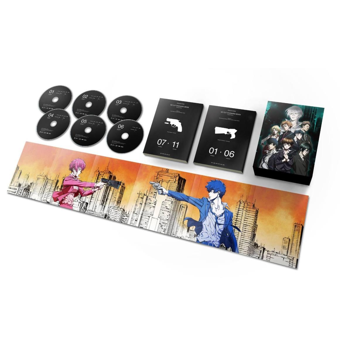 『PSYCHO-PASS サイコパス』 Blu-rayBOX【Blu-ray】 [ 関智一 ]