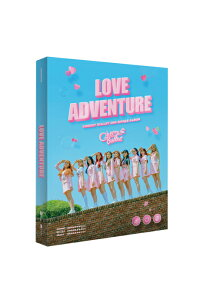 【輸入盤】2ndSingle:LOVEADVENTURE[CherryBullet]