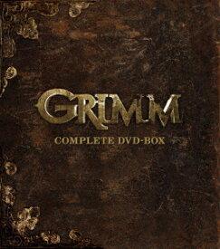 GRIMM/グリム コンプリート DVD-BOX [ デヴィッド・ジュントーリ ]