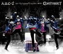 A.B.C-Z 1st Christmas Concert 2020 CONTINUE?(通常盤 Blu-ray)【Blu-ray】