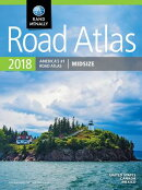 2018 Rand McNally Midsize Road Atlas: Rdms