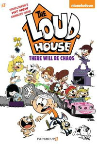 TheLoudHouse#1: