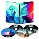 スター・ウォーズ/スカイウォーカーの夜明け 4K UHD MovieNEX スチールブック(数量限定)【4K ULTRA HD】