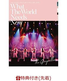 """【先着特典】ゴスペラーズ坂ツアー2018〜2019 """"What The World Needs Now""""(オリジナルステッカー付き) [ ゴスペラーズ ]"""